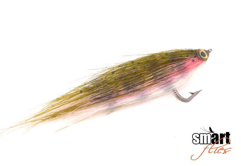 baby rainbow trout minnow - smart flies, Fly Fishing Bait